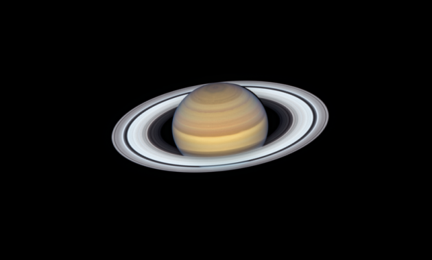 The Ring System of Saturn